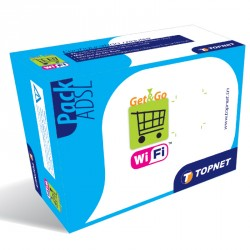 Pack ADSL Relax Wifi 4M