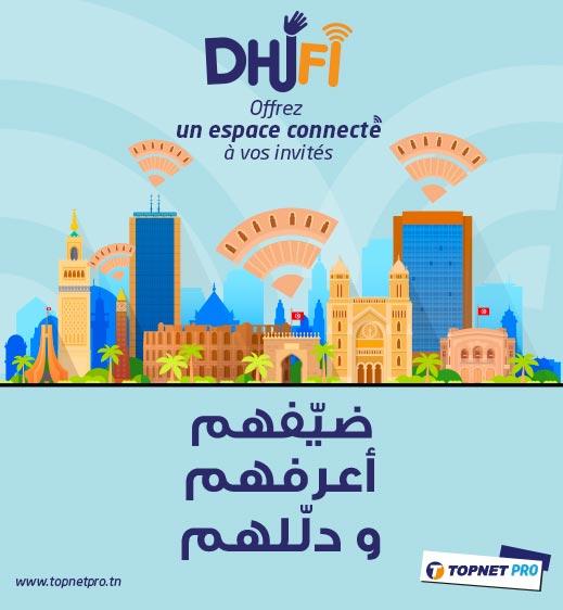 Managed WIFI TOPNET (DHIFI)