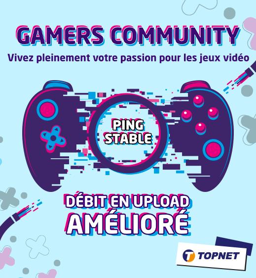 Gamers Community