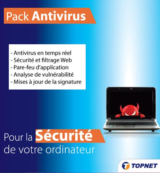 Pack Antivirus