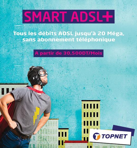 SMART ADSL +
