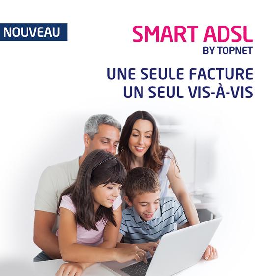 Smart ADSL