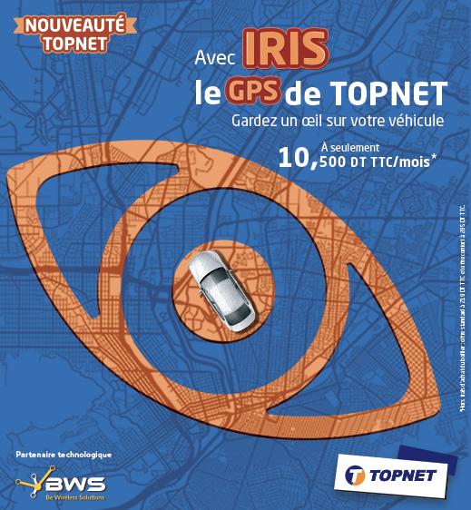 Solution IRIS GPS