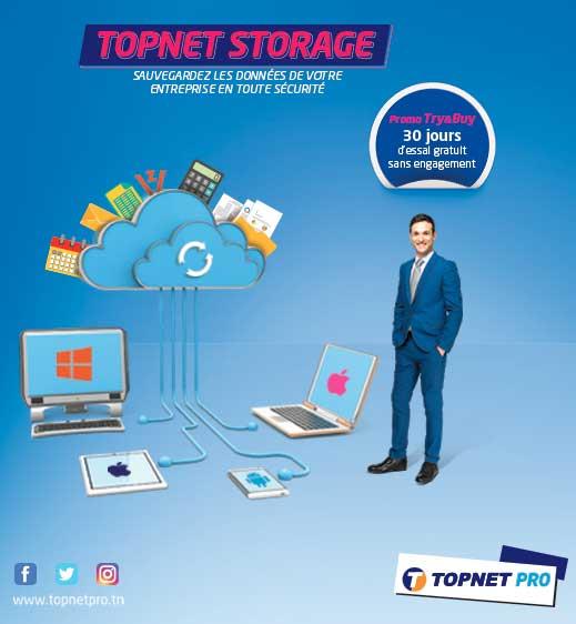 Topnet Storage